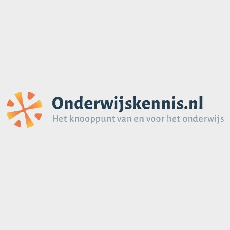 Logo onderwijskennis website