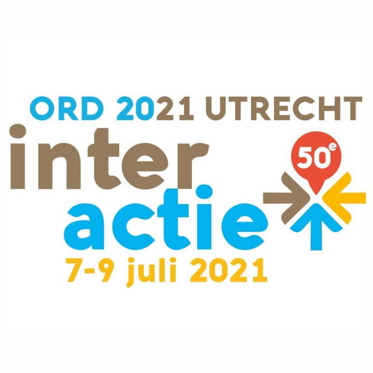 Ord 2021 met thema interactie