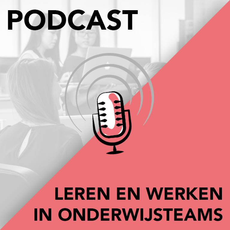Podcast leren en werken in opleidingsteams
