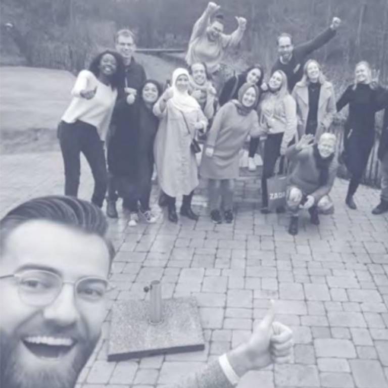 Rotterdam ontmoet Urk: Onderwijsexperiment rond diversiteit in het mbo