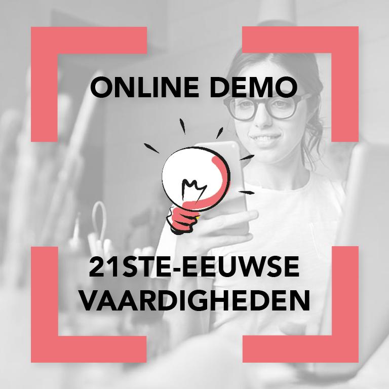 Online demo reflectie-instrument KOMPAS21 en situatiespel